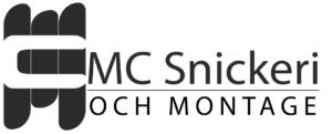 MC Snickeri - logo med text